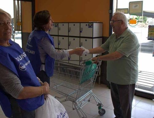 El Banc d'Aliments fa una crida al voluntariat per al recapte del 4 i 5 de maig