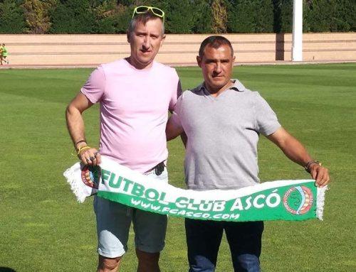 Leo López serà l'entrenador del FC Ascó