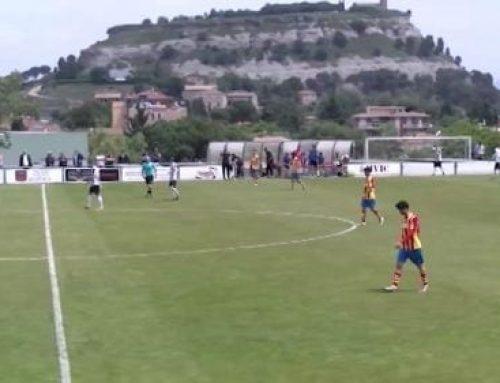 UE Tona vs CF Amposta (3-0)