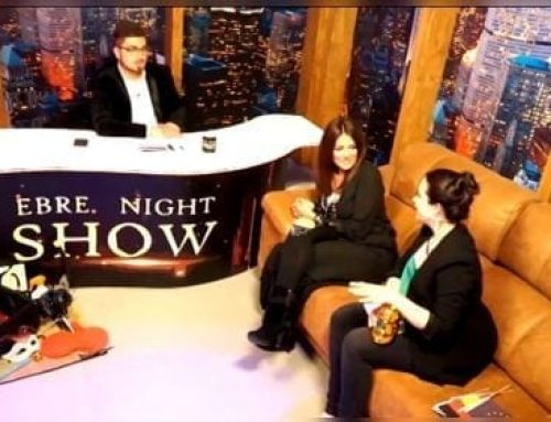 Ebre Night Show. Lourdes Savarese, cantant