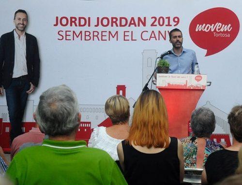 """Movem reuneix les seves bases per iniciar la campanya pel """"canvi"""" a Tortosa"""