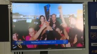 Nit dels campions FCF a Tortosa