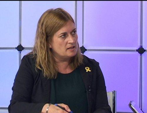 """Montserrat Perelló, directora territorial d'Ensenyament: """"El 155 ha endarrerit la contractació d'obres necessàries per a començar el curs"""""""
