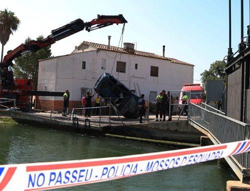 La víctima de l'accident al canal de Roquetes és un conegut veí de Masdenverge