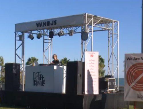 Tot a punt per al festival WANDJ aquest dissabte a la Ràpita
