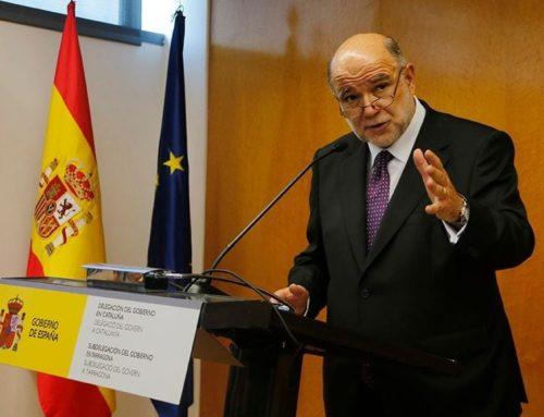 El subdelegat considera 'anormal' l'empresonament preventiu dels líders independentistes