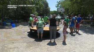 Festes Majors de Roquetes: Fideuada a l'Hort de Cruells