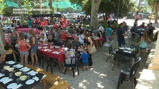 Festes Majors de Roquetes: Gran paella monumental