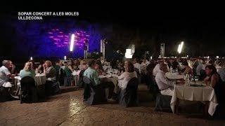 Sopar Concert al Restaurant Estrella Michelín Les Moles d' Ulldecona