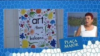 3a Mostra d'Art i Flors als Balcons