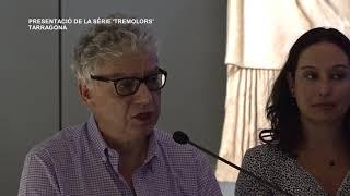 """Roda de premsa nova sèrie """"Tremolors: història de la batalla de l'Ebre"""""""