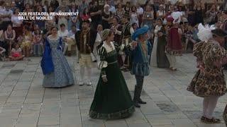 XXIII Festa del Renaixemet: Ball de nobles