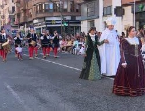 XXIII Festa del Renaixement: Gran desfilada