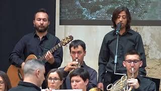 Acte commemoració 80 anys Batalla de l'Ebre Corbera amb Quim Torra
