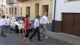 Festes Majors de Tivissa 2018: Pregó