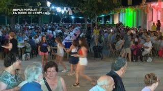 Festes Majors Torre de l'Espanyol 2018: Sopar popular