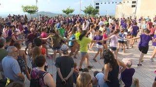 Festes Majors Tivissa 2018: Dansa i correfoc