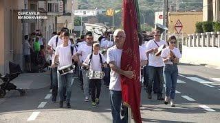 Festes Majors Masdenverge 2018: Cercavila
