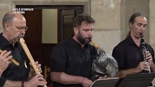 Cicle d'orgue a La Sénia