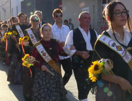 Misses, processons i ofrenes en honor a l'Assumpció