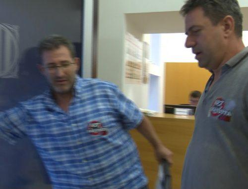 Acaba la tancada dels veïns de l'N-340 a la Delegació del Govern a l'Ebre