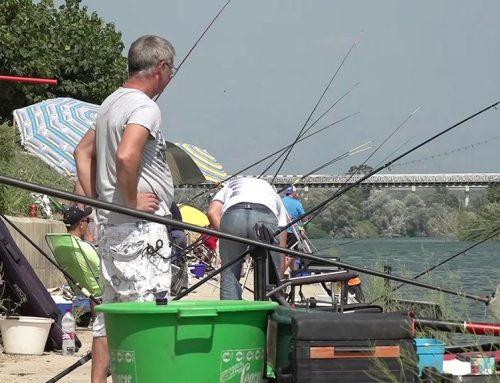 Celebrat el sisè memorial Àngel Conde de pesca esportiva a Amposta