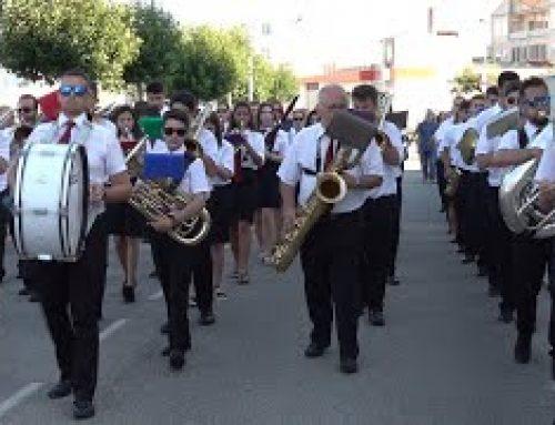 Festes Majors de la Sénia: Cercavila de l'Agrupació Musical Senienca, exposició de bonsais,  pres