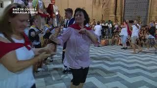 Festes Majors de Riba-roja d'Ebre 2018: Ball de coques