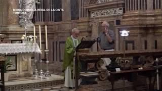 Missa Dominica de l'Arxiconfraria de la Cinta