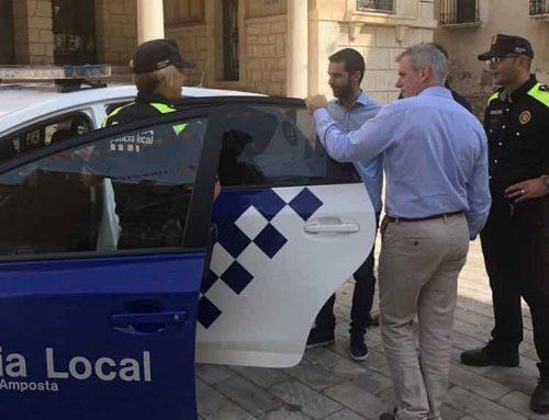 La multireincidència d'un delinqüent habitual fa anar de bòlit el govern i la Policia local d'Amposta