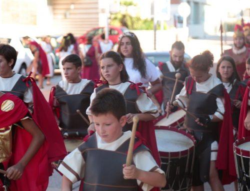La 'shopping night' del Perelló viu l'època romana
