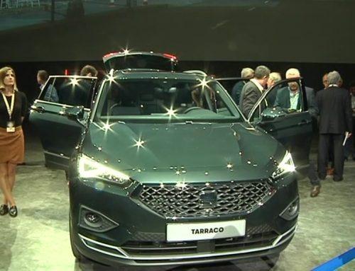 Així és el SEAT Tarraco, el primer vehicle d'aquesta marca amb nom de ciutat catalana