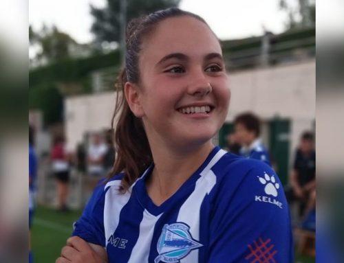 Emma Martín convocada amb la selecció espanyola sub'17