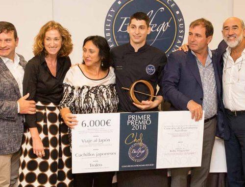 El xef Rafel Muria guanya el concurs de gastronomia Tonyina Roja de Balfegó