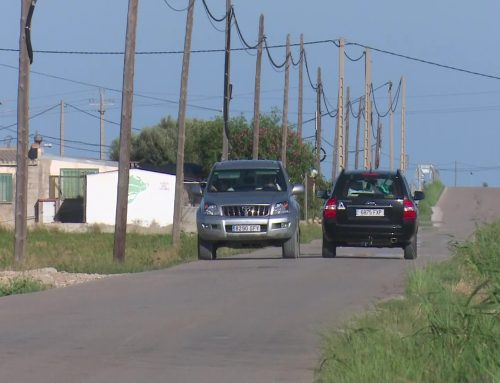 Es crea una plataforma per reclamar la millora de la carretera de Poblenou a la Ràpita