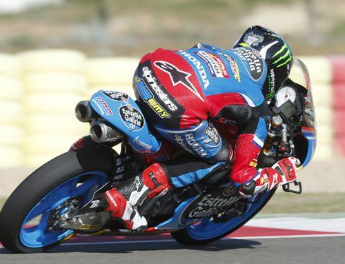 Jeremy Alcoba competirà al Mundial de Moto GP com a pilot invitat