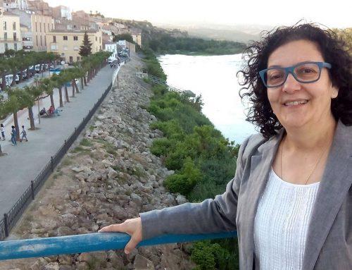 Cinta Agné repeteix com a cap de llista d'ERC a Móra d'Ebre