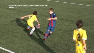 Fase Final VIII Torneig Jordi Pitarque Ceprià