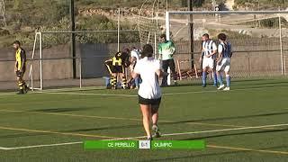 L'Oliímpic s'imposa al Perelló (0-1)