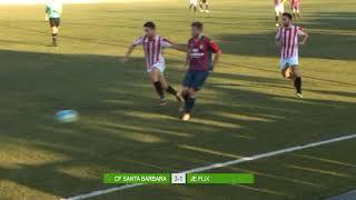 El Santa Bàrbara centenari guanya el Flix i és líder  (3-1)