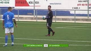 El Móra Nova supera el Gandesa (3-0)