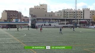 L'efectivitat del Vista Alegre va decidir la victòria a la Ràpita (0-2)
