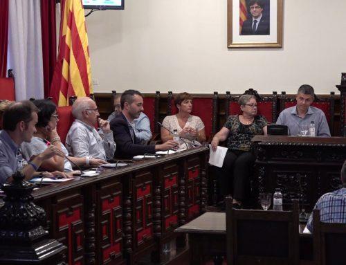 El ple de Tortosa aprova inicialment l'ordenança dels preus públics a les instal·lacions esportives
