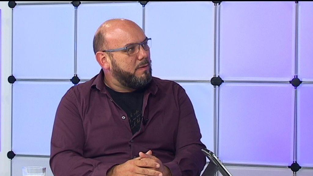 """Mario Pons, cineasta: """"Amb el meu cinema intento més que sacsejar, reconstruir consciències"""" ~ EbreDigital.cat"""