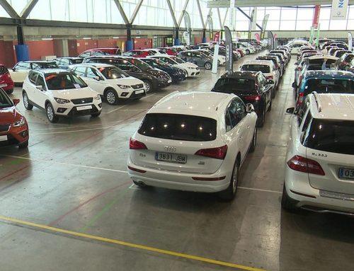 Més vendes de cotxes durant els dies de la fira Ebreokasió