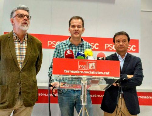 El PSC calcula que els pressupostos de Sánchez destinaran 52 MEUR en despesa social a l'Ebre