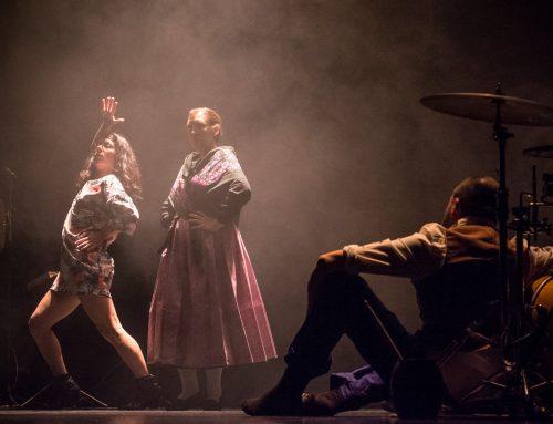 L'espectacle d'electrojota 'Avore', nominat als premis Butaca 2018