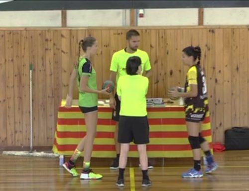 Derrotes dels equips ebrencs a Lliga i Primera Catalana d'handbol