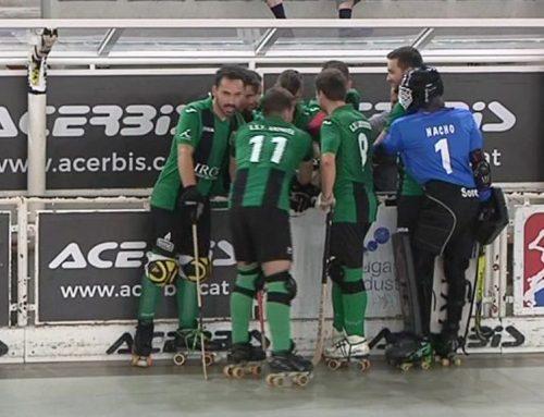 El Club Hoquei Amposta no pot amb el líder, mentre el CP Flix empata a Sitges