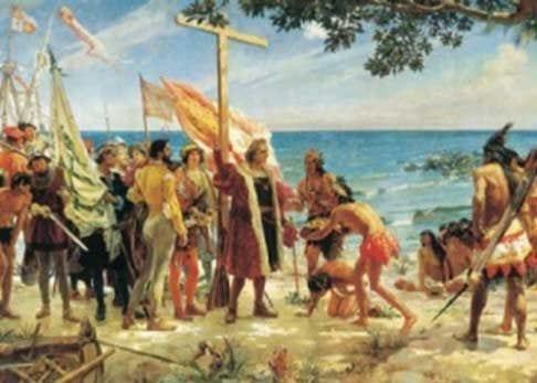 Hispanitat? Avui, el 12 d'octubre s'explica a Amèrica com a assalts, genocidi i colonització